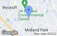 Map of Midland Park, NJ