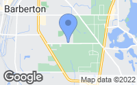 Map of Barberton, OH