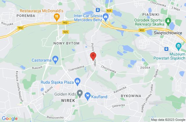 Wyświetl Dawid Kaczmarczyk,Maxi Food Polska na mapie