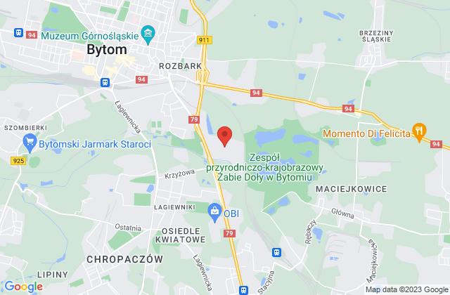 Wyświetl Wojciech Kupczyk,ALFA BYTOM na mapie