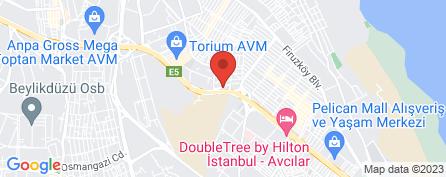 İstanbul Avcılar Satış Ofisi
