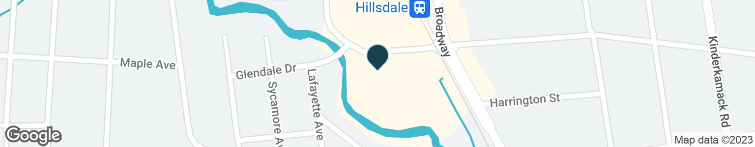 Google Map of383 WASHINGTON AVE