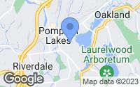 Map of Pompton Lakes, NJ