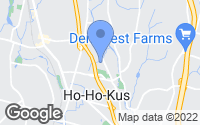 Map of Ho-Ho-Kus, NJ