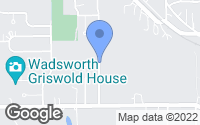 Map of Wadsworth, OH