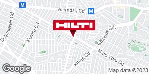 Hilti - Maltepe Mağaza