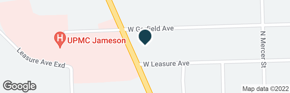 Google Map of1210 WILMINGTON AVE