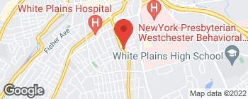 Map of 402 Mamaroneck Ave in White Plains
