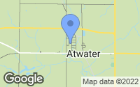 Map of Atwater, OH