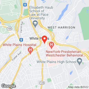 Map of Cole Haan at 125 Westchester Avenue, White Plains, NY 10601