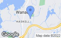 Map of Wanaque, NJ