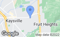 Map of Fruit Heights, UT