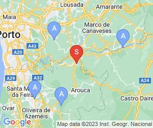 Karte für Hotel Rural Casa de S. Pedro