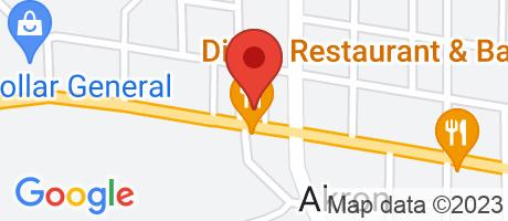 Branch Location Map - Wells Fargo Bank, Akron Branch, 114 West Rochester Street, Akron IN