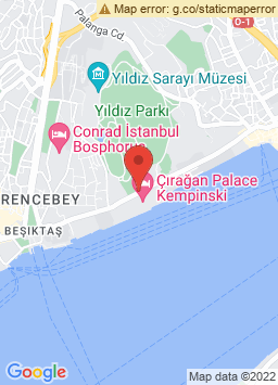 Google Map of سيراجين بالاس كيمبينسكي