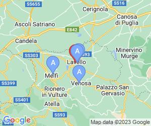 Karte für La Coccinella