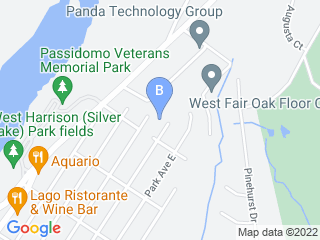 Map of Prima Donna Pet Services Dog Boarding options in West Harrison | Boarding