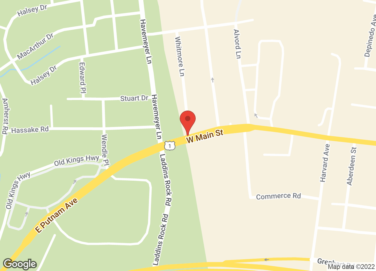 Google Map of VCA Davis Animal Hospital
