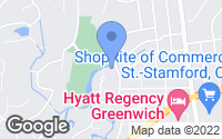 Map of Greenwich, CT