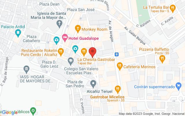 Administración nº1 de Alcañiz