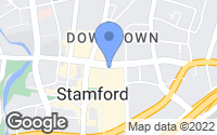 Map of Stamford, CT