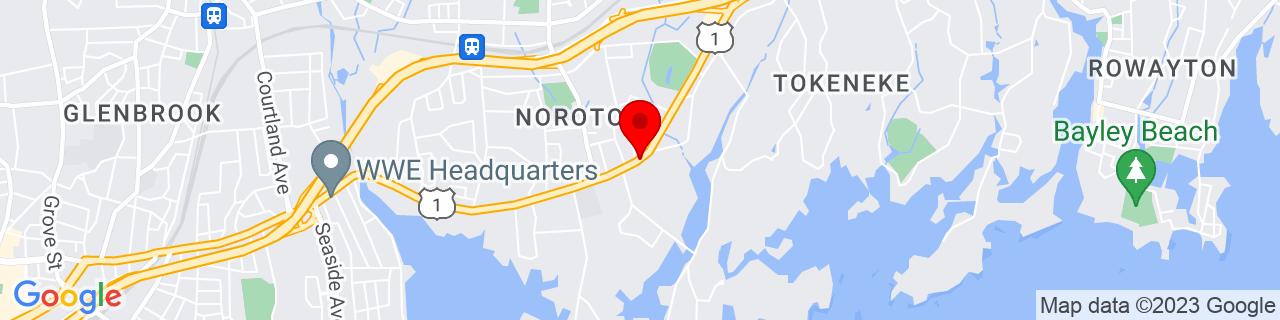 Google Map of 41.0617718, -73.4834281