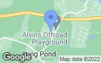 Map of Long Pond, PA