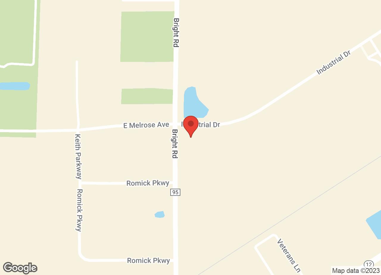 Google Map of VCA Findlay Animal Hospital