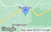 Map of Rockton, PA