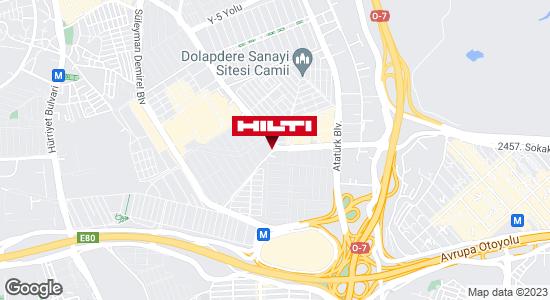 Hilti - Başakşehir Mağaza