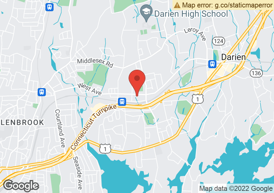 Google Map of 138 HEIGHTS RD