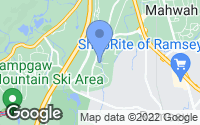 Map of Mahwah, NJ