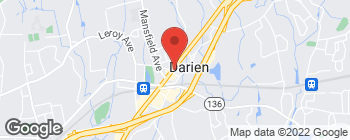 Map of 770 Post Rd in Darien