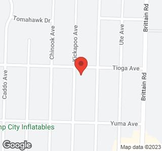 887 Kickapoo Ave