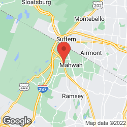 Mahwah Gulf Auto Service Center on the map