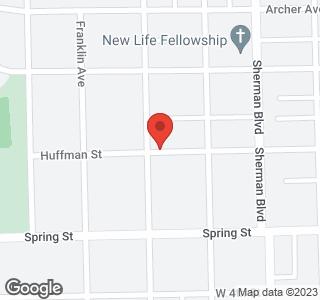 1032 Huffman Street
