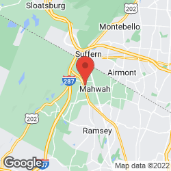 Mahwah Getty on the map
