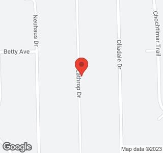 1814 lathrop Drive