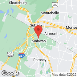 Mahwah Police Department on the map