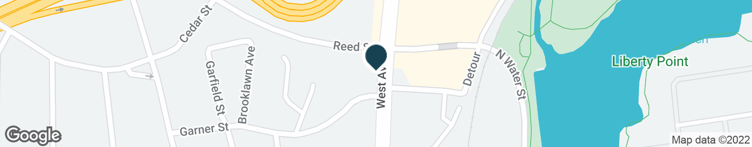 Google Map of54 WEST AVE