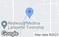 Map of Medina, OH