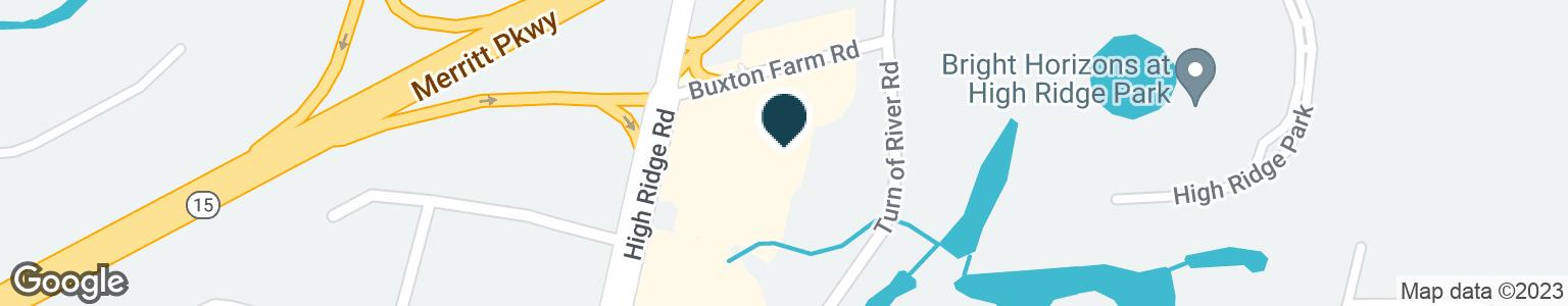 Google Map of1203 HIGH RIDGE RD