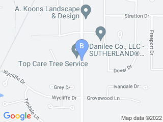 Map of Its A Dogs Life Pet Daycare LLC Dog Boarding options in Medina | Boarding