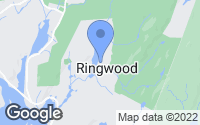 Map of Ringwood, NJ