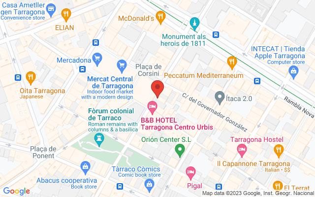 Administración nº21 de Tarragona