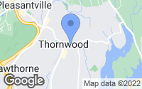 Map of Thornwood, NY