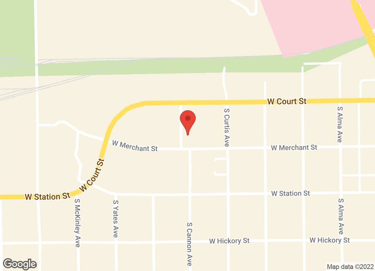 Google Map of VCA County West Animal Hospital