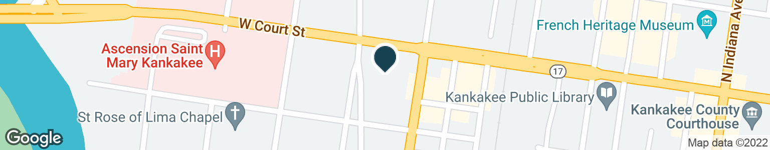 Google Map of222 W COURT ST