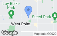 Map of West Point, UT