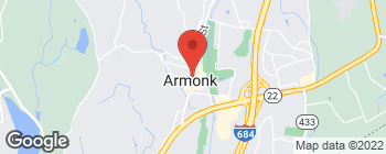 Map of 428A Main St in Armonk